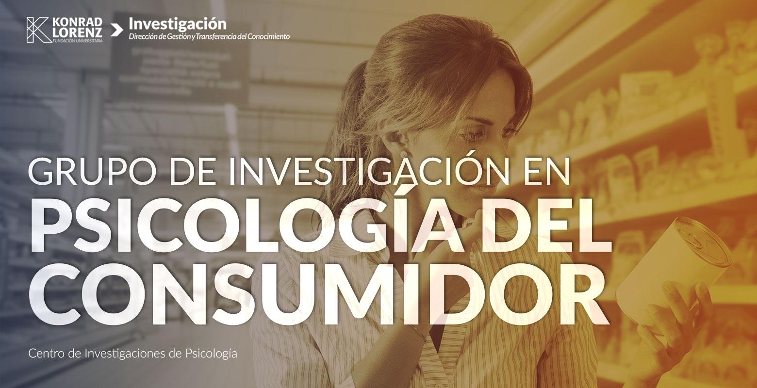 Grupo de Investigación en Psicología del Consumidor