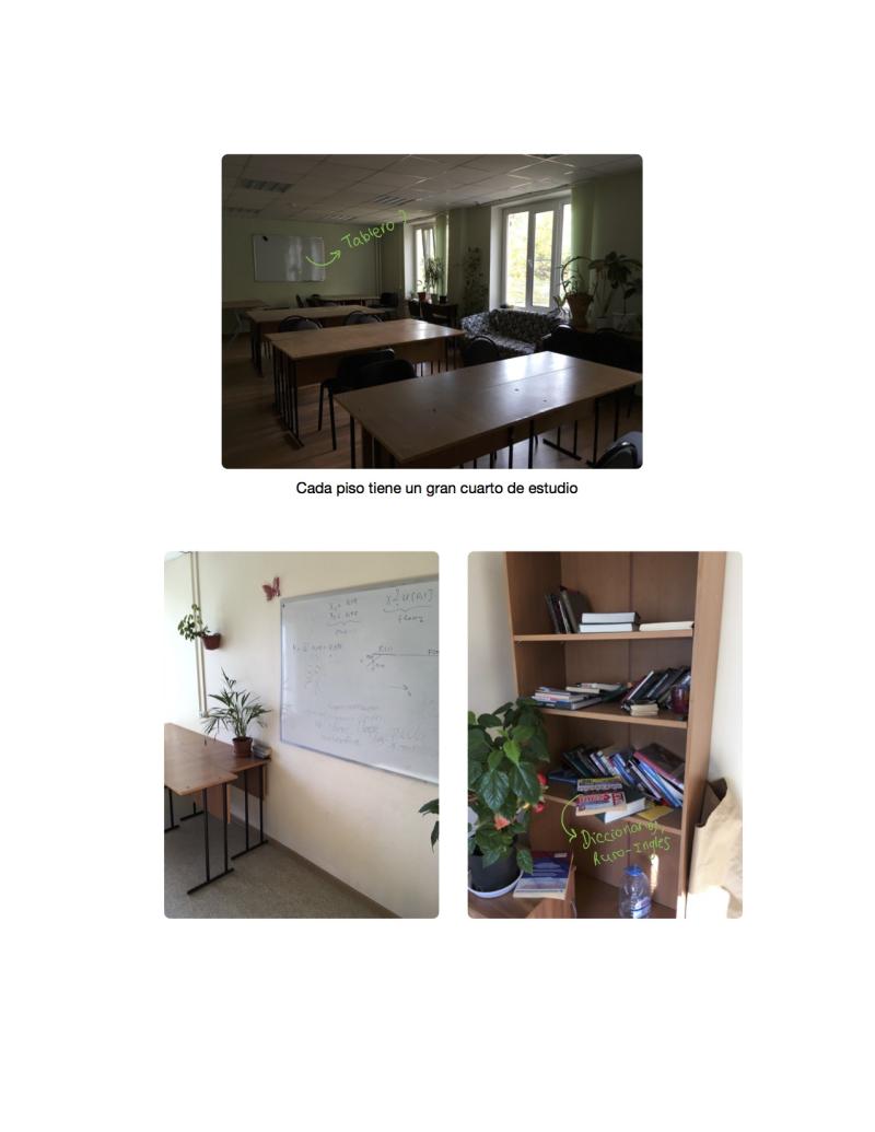 Dormitorios HSE 8