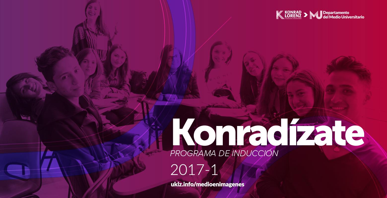 Konradízate. Bievenida a los #Neokonradistas 2017-1