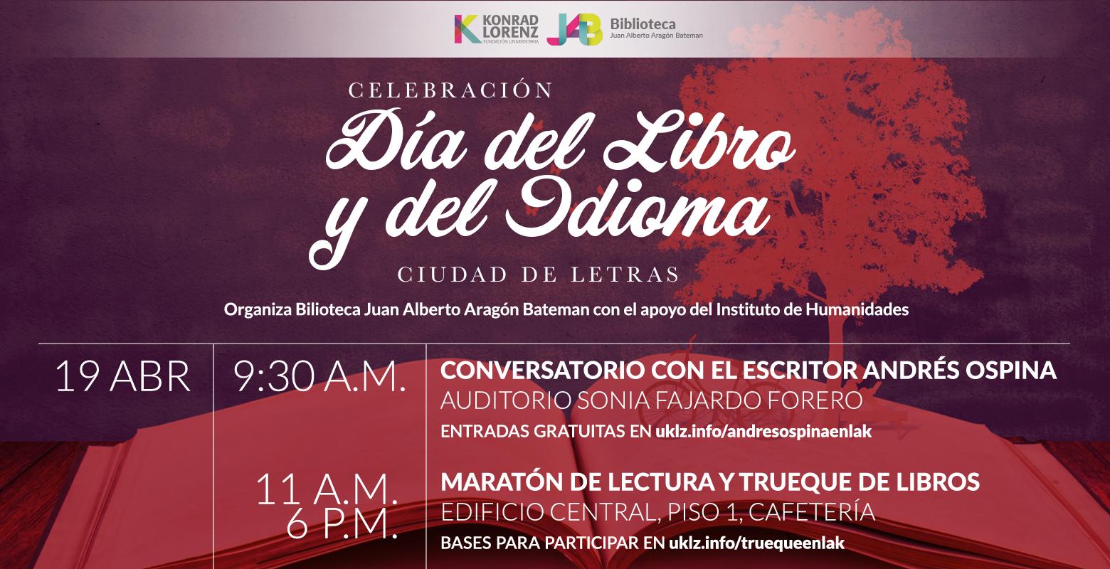 Celebración Día del Libro y del Idioma