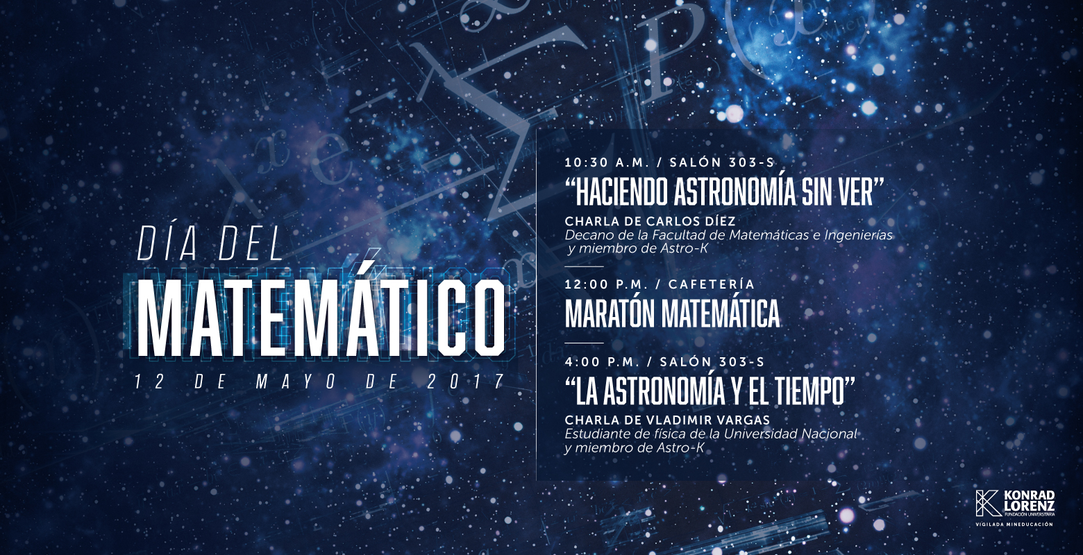 Celebración Día del Matemático