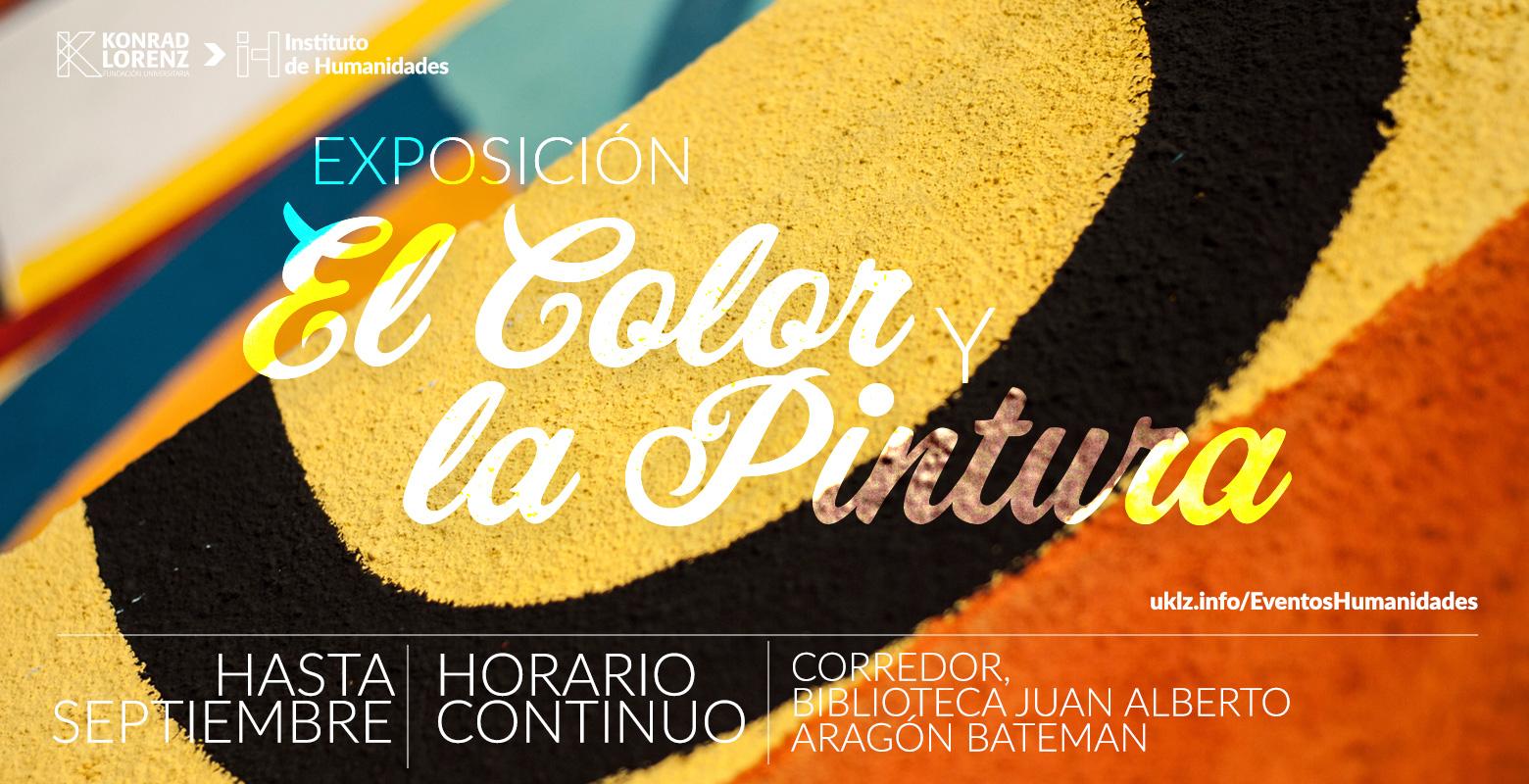 Exposición: Color y Pintura