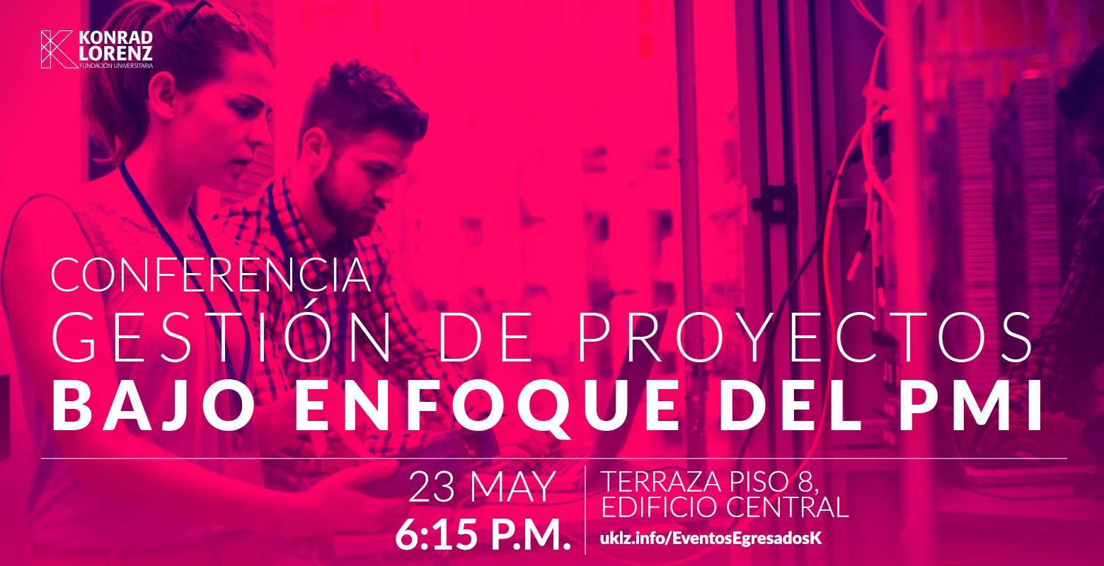 Invitación Conferencia: