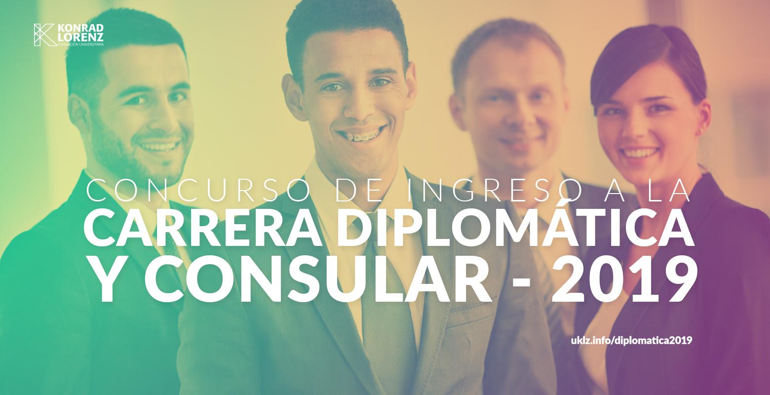 Concurso de ingreso a la carrera diplomática y consular