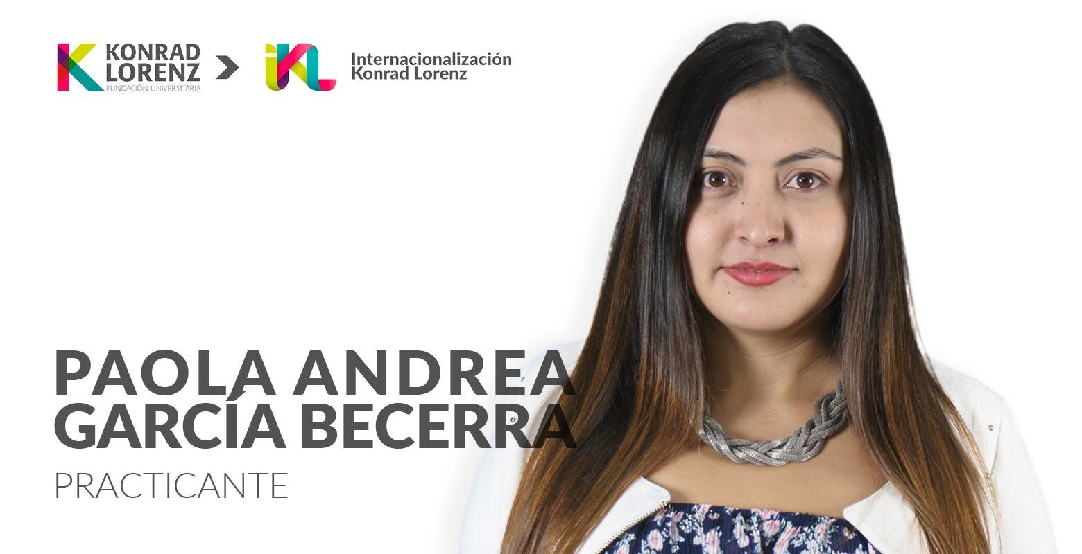 Paola Andrea García