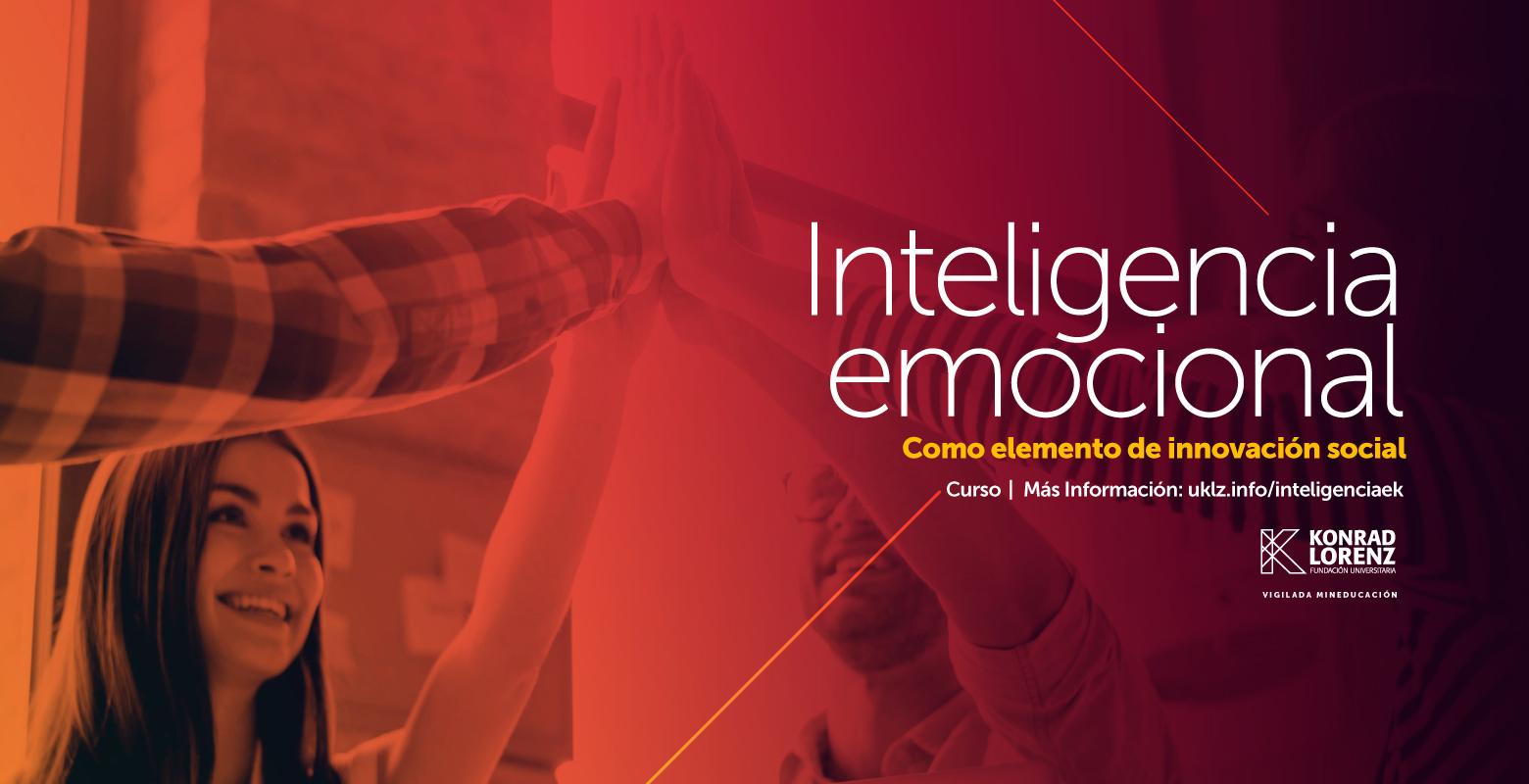 Curso la Inteligencia Emocional como Elemento de Innovación Social