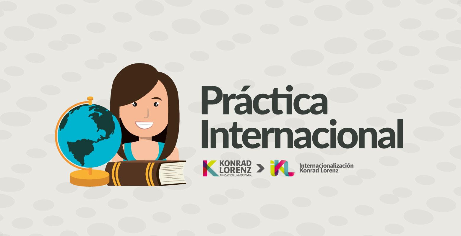 Práctica Internacional