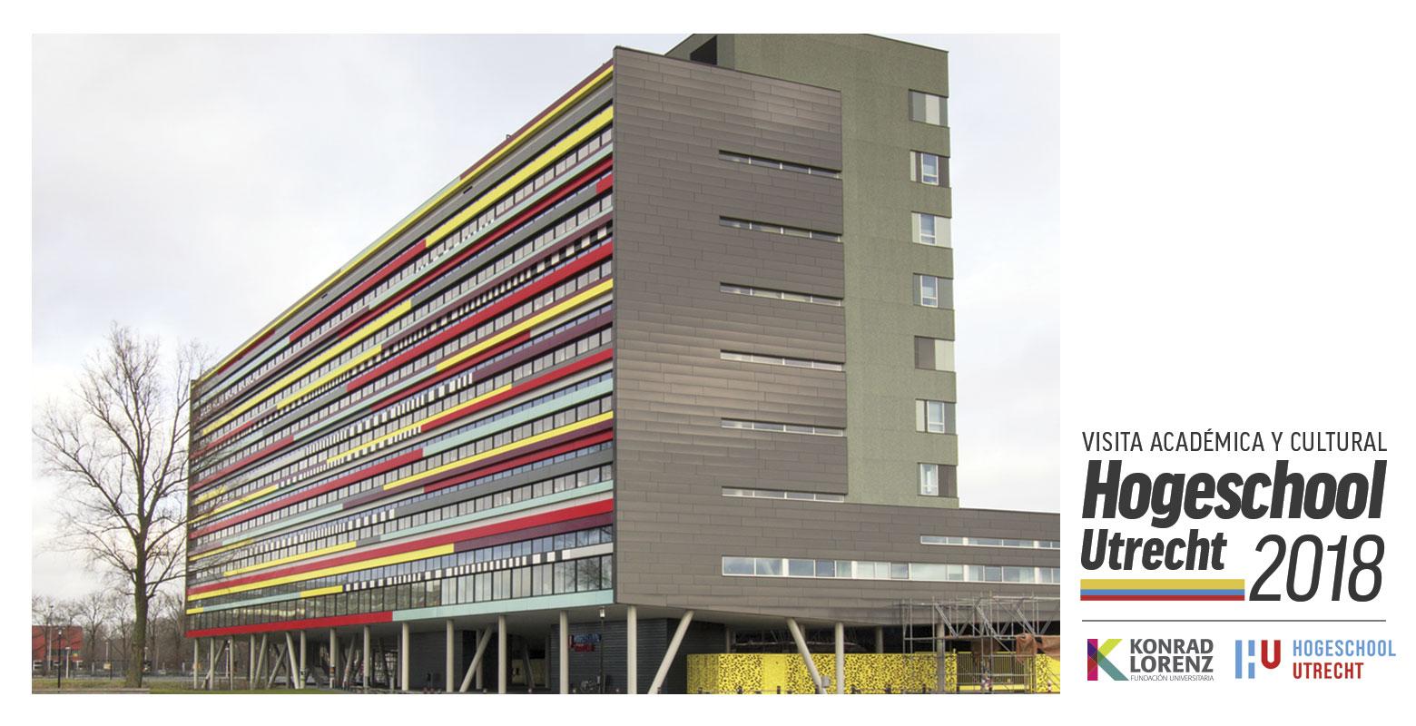 Visita Académica y Cultural Hogeschool Utrecht 2018-1