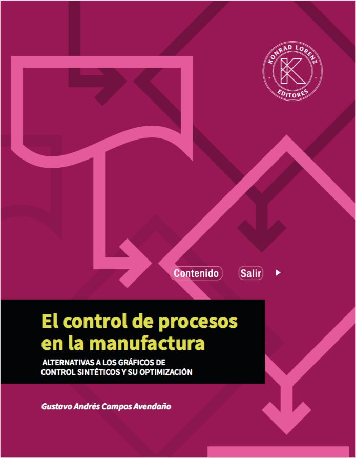 El control de los procesos en la manufactura