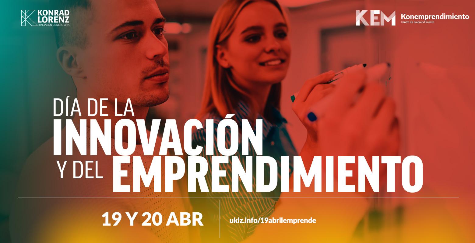Día de la innovación y el Emprendimiento
