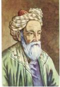 Figura 1 Omar Khayyam