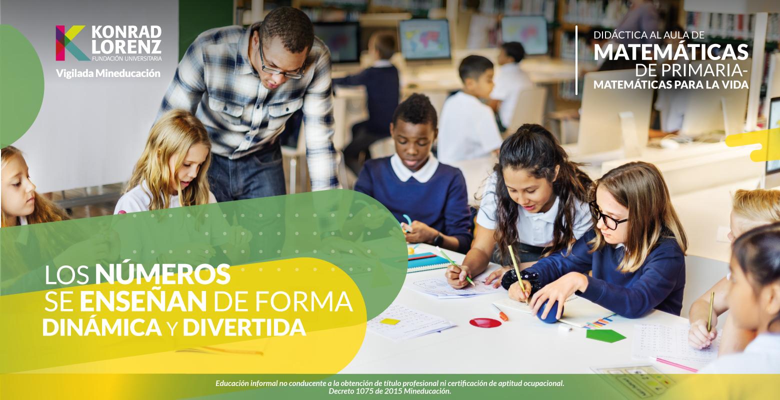 Didáctica al aula de matemáticas de primaria: matemáticas para la vida