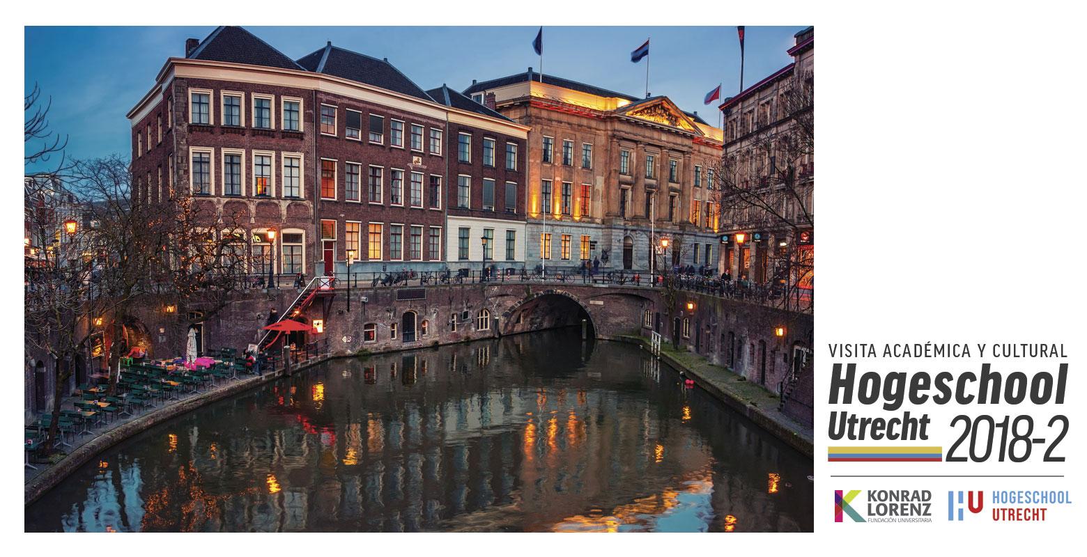 Visita Académica y Cultural Hogeschool Utrecht 2018-2