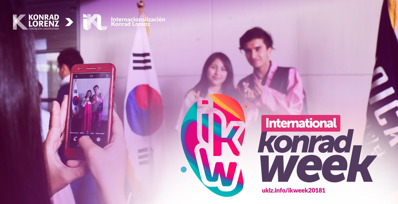 Una gran experiencia por el mundo con la IX International Konrad Week