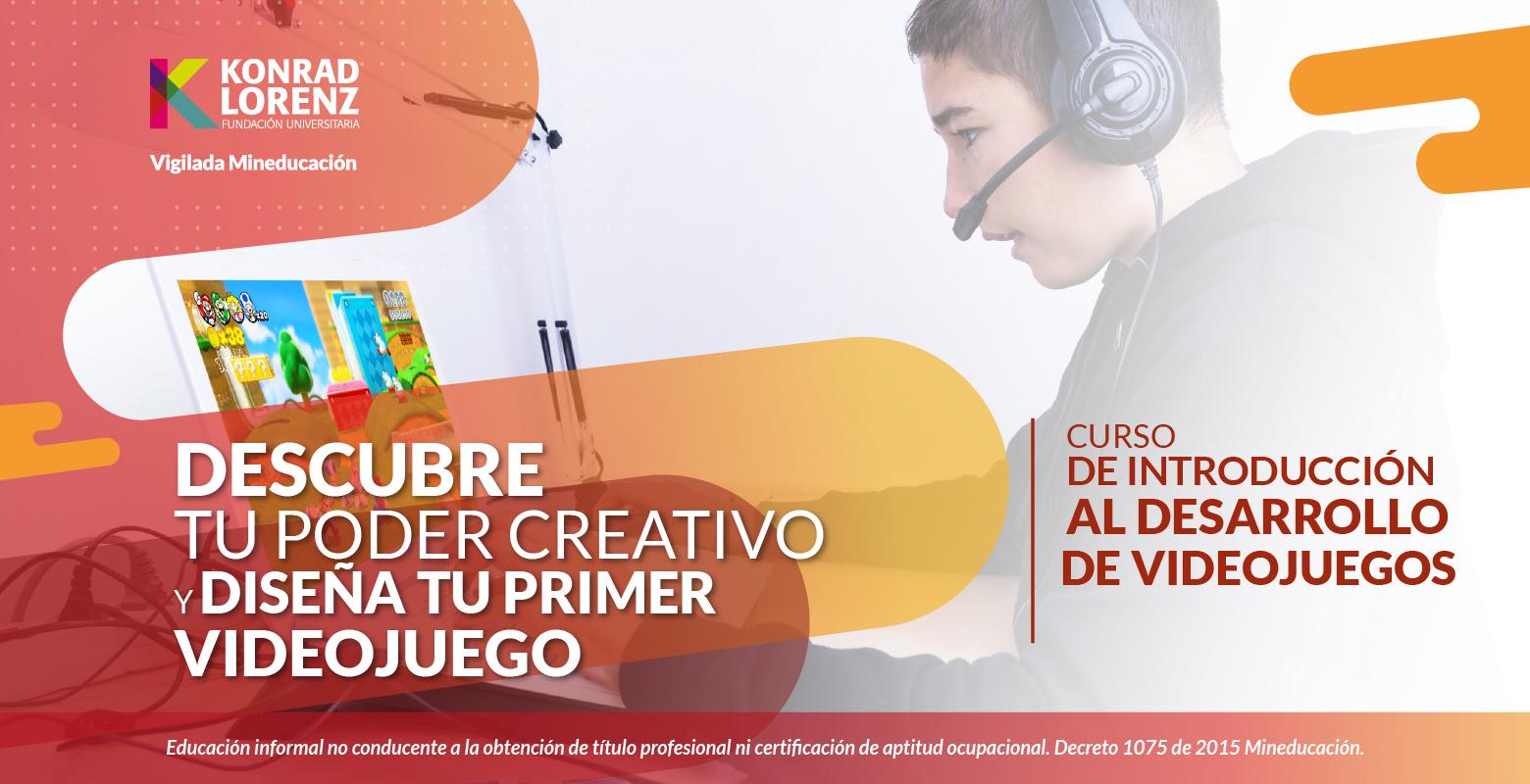 Curso de Introducción al Desarrollo de Videojuegos