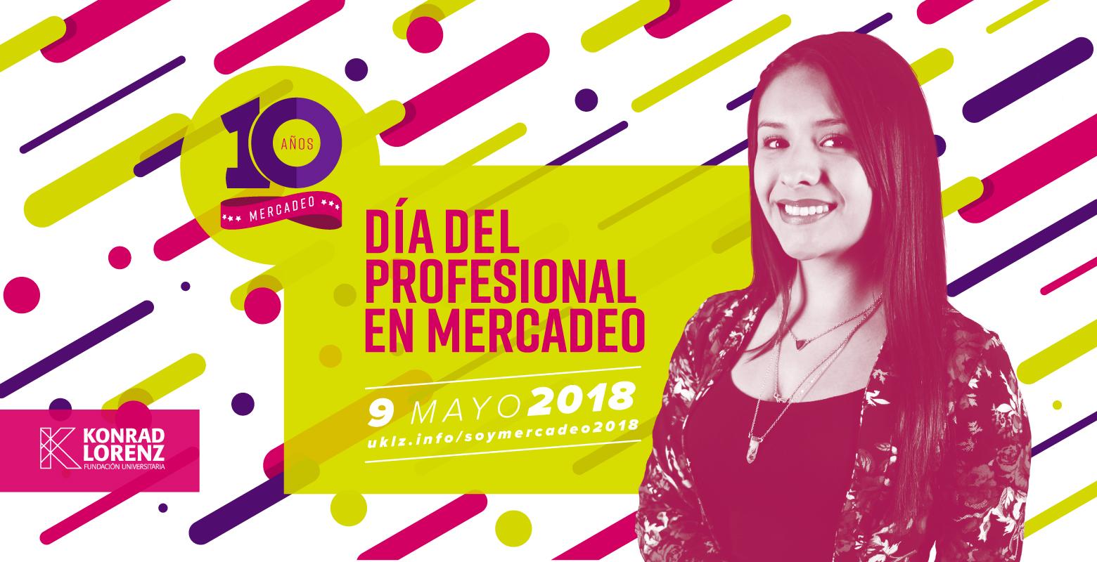 Día del Profesional en Mercadeo 2018