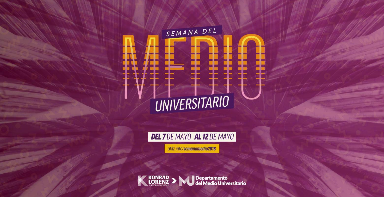 Semana del Medio Universitario 2018-I