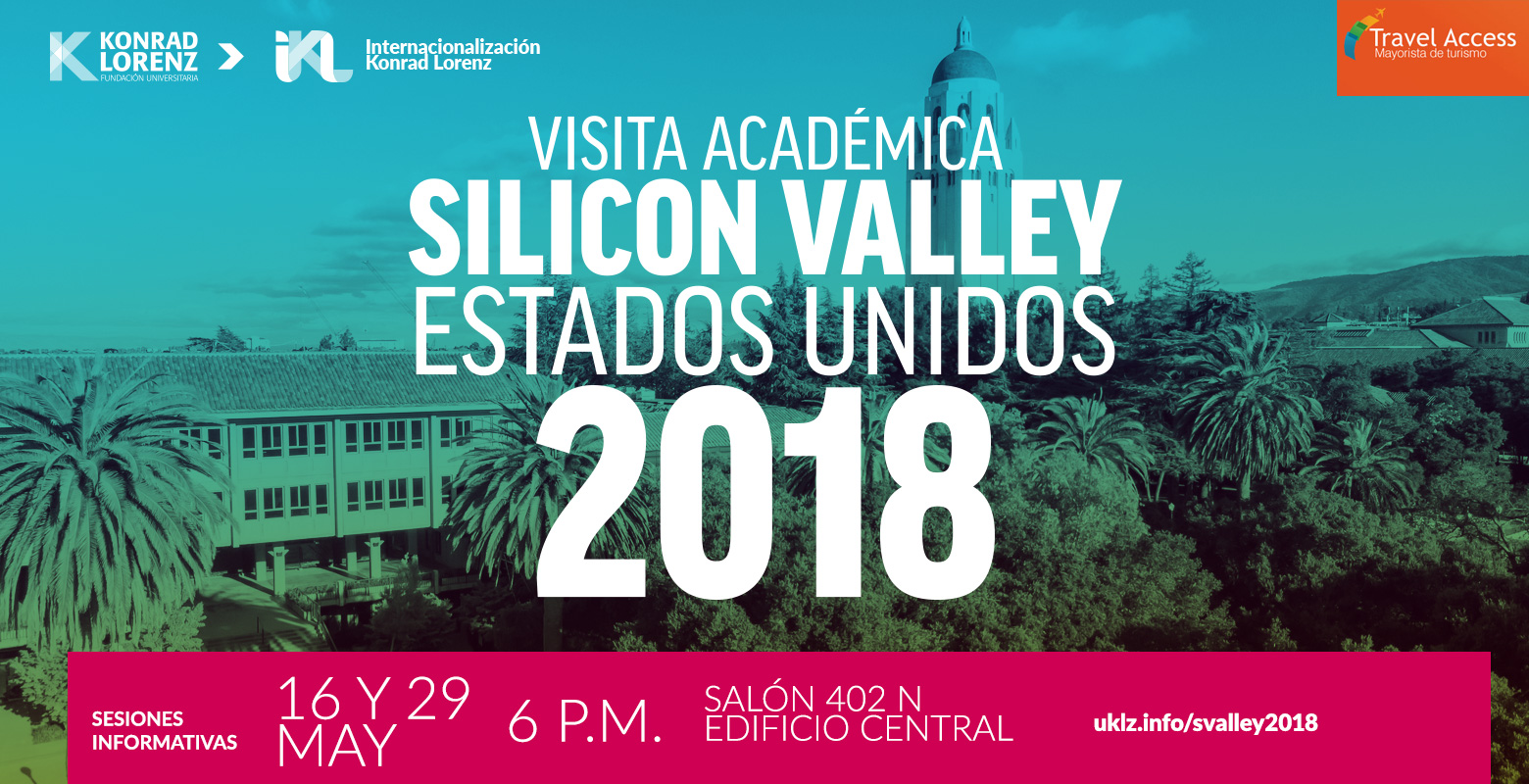 Visita Académica Silicon Valley Estados Unidos 2018