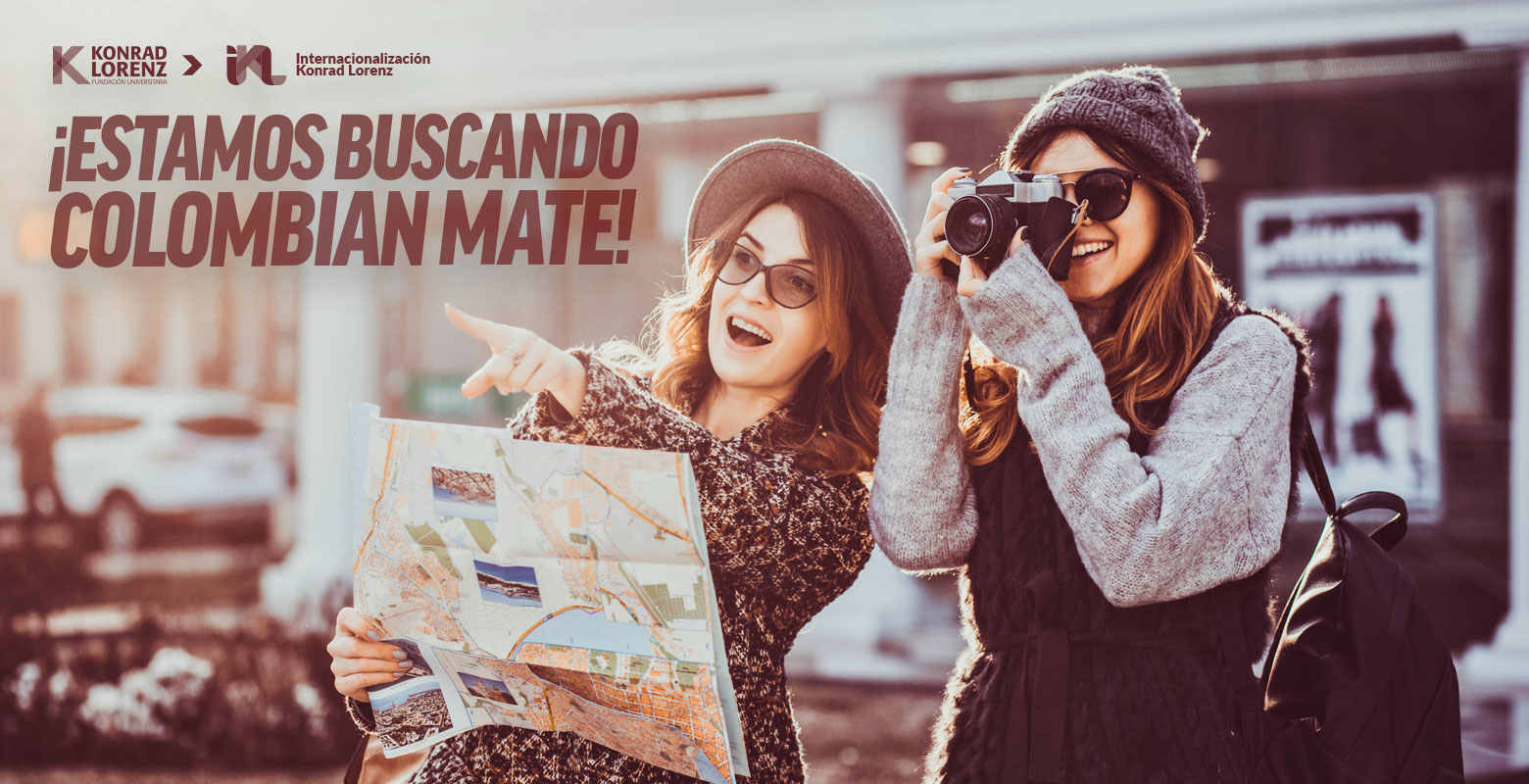 ¡Estamos buscando Colombian Mate!