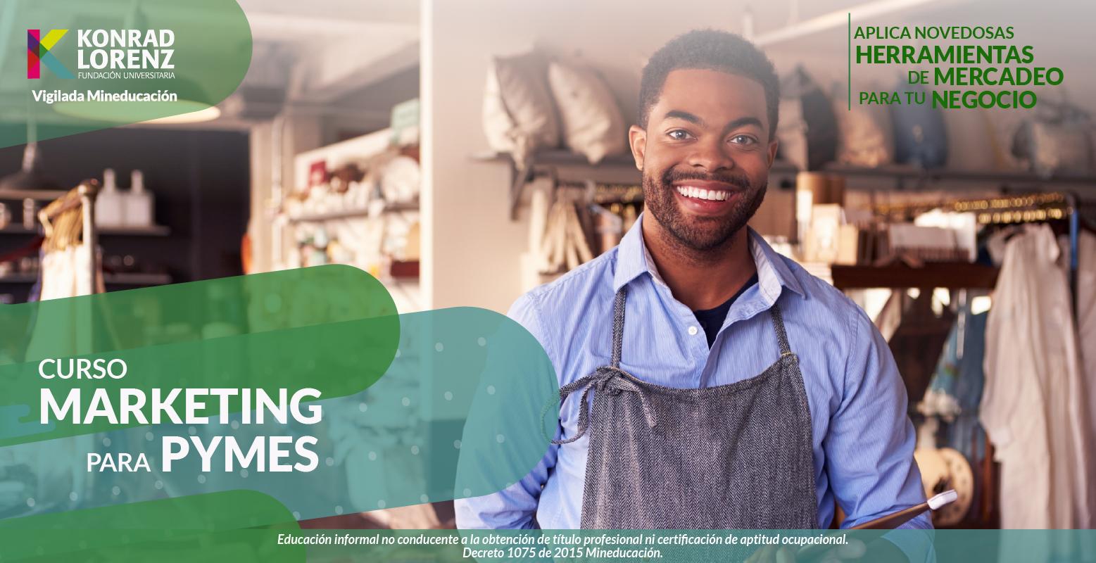 Curso de Marketing para PYMES