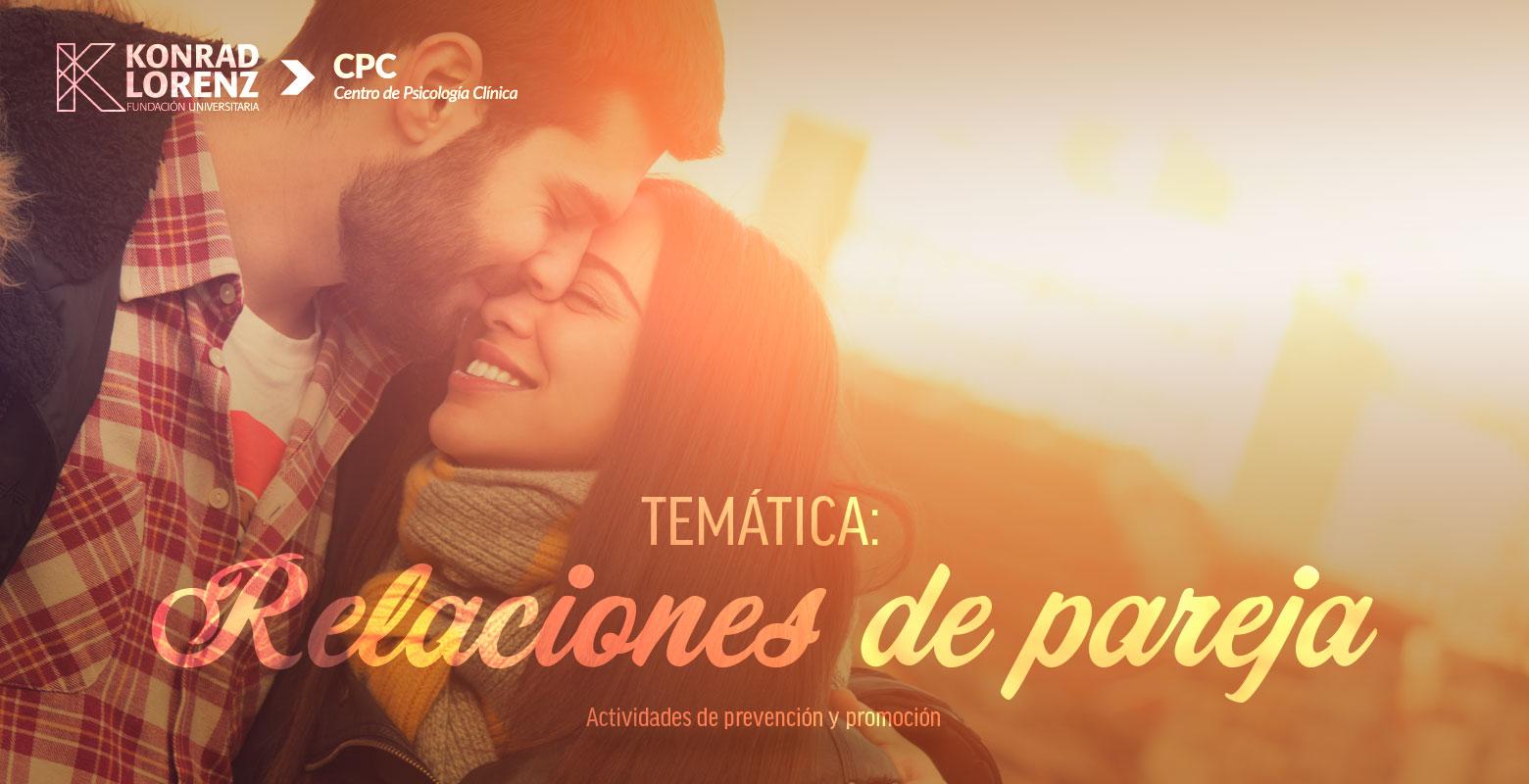 Temática: Relaciones de pareja