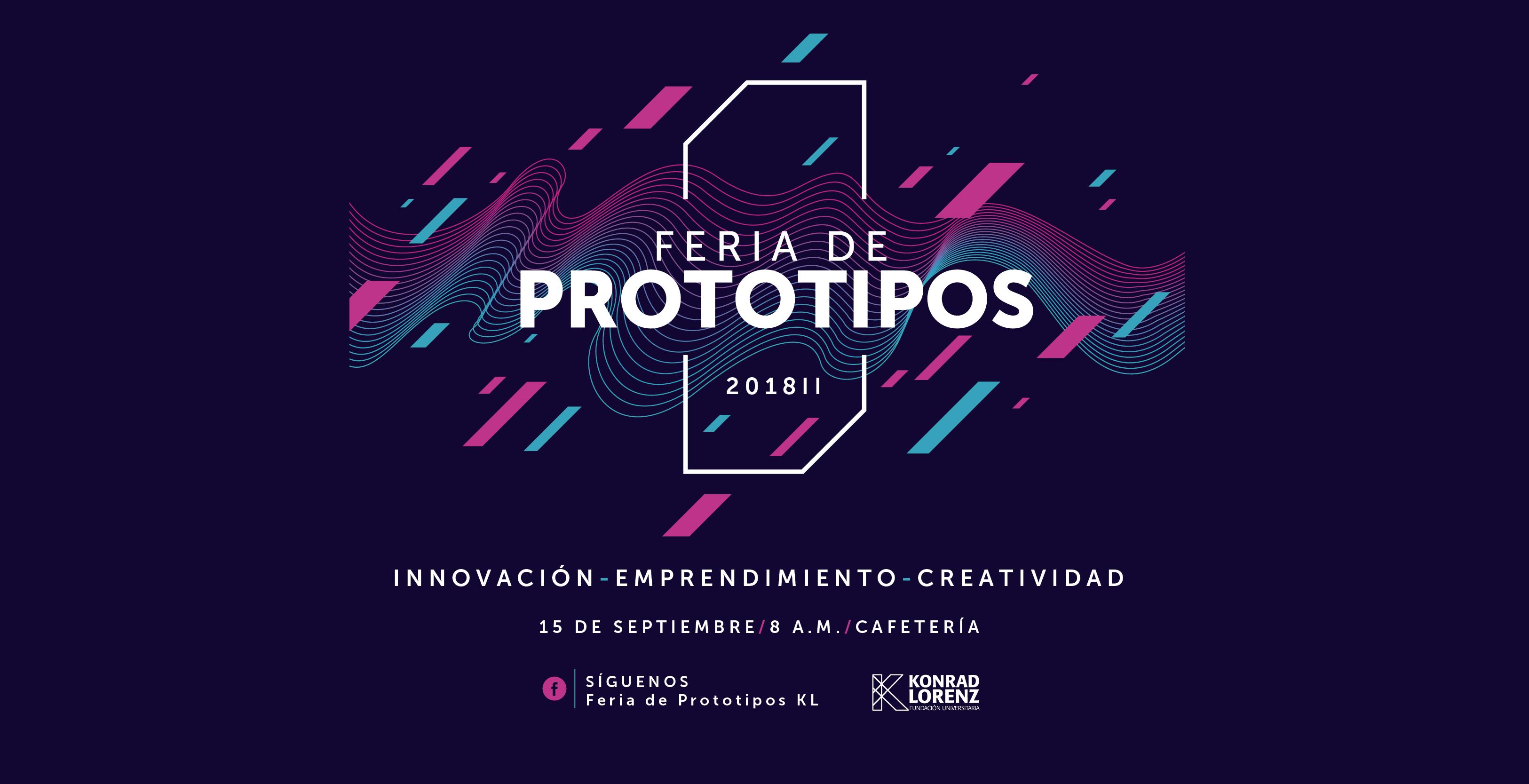 Feria de Prototipos 2018-II