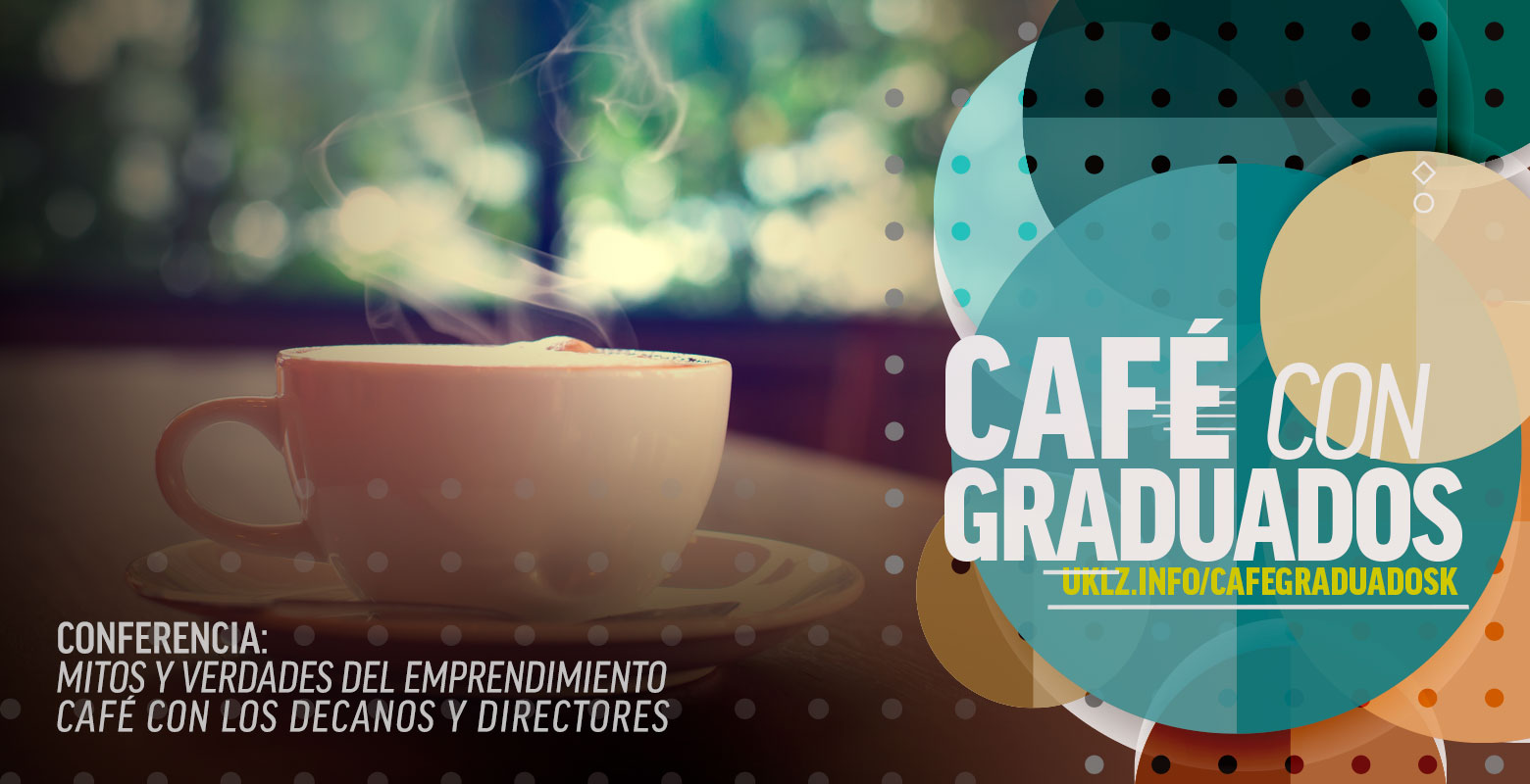Café con Graduados