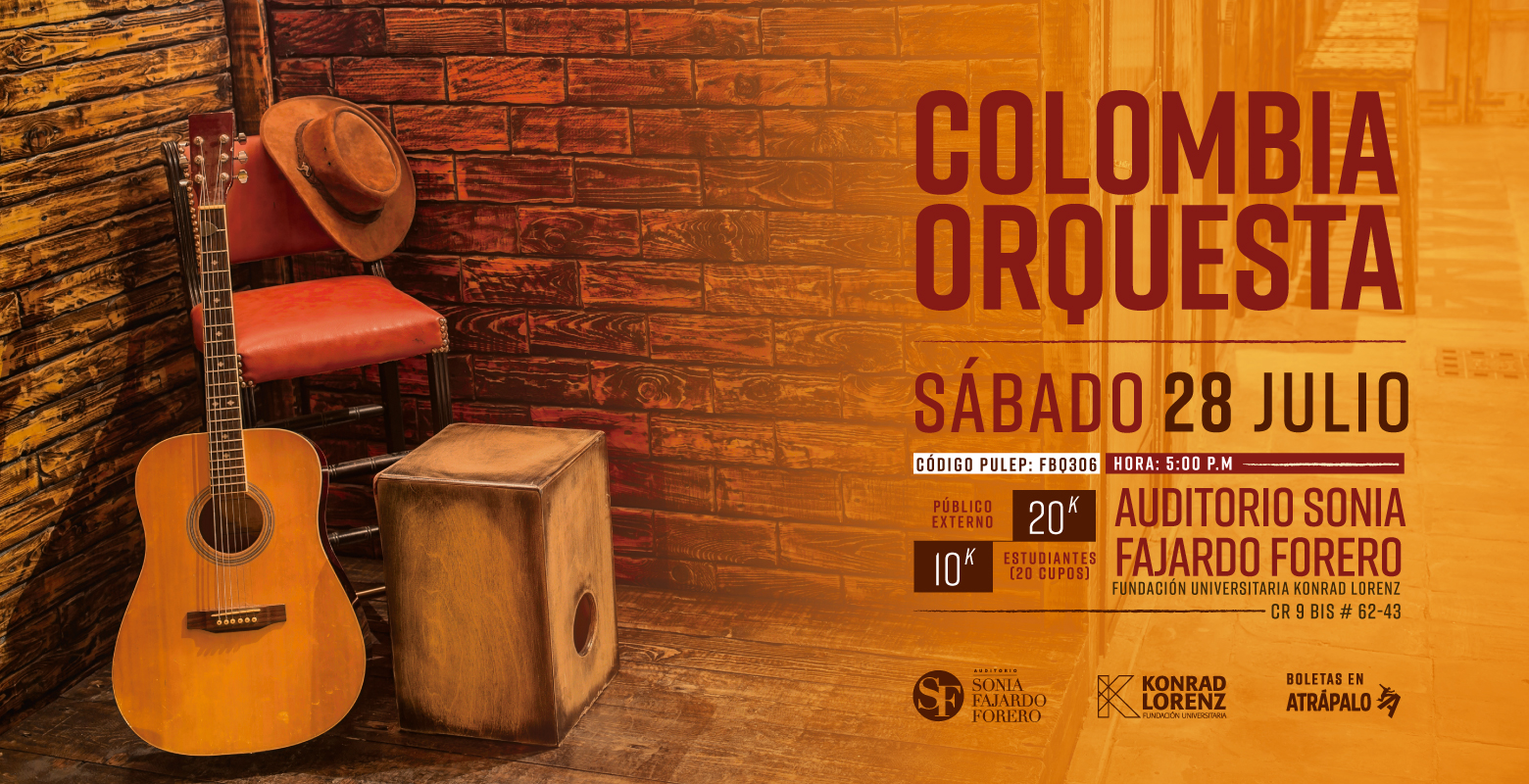 En concierto: Colombia Orquesta