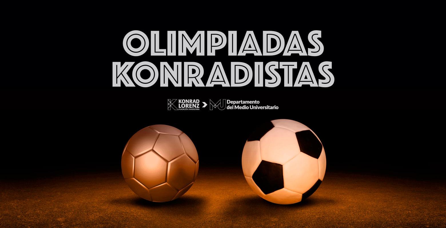 Olimpiadas Konradistas 2018-2