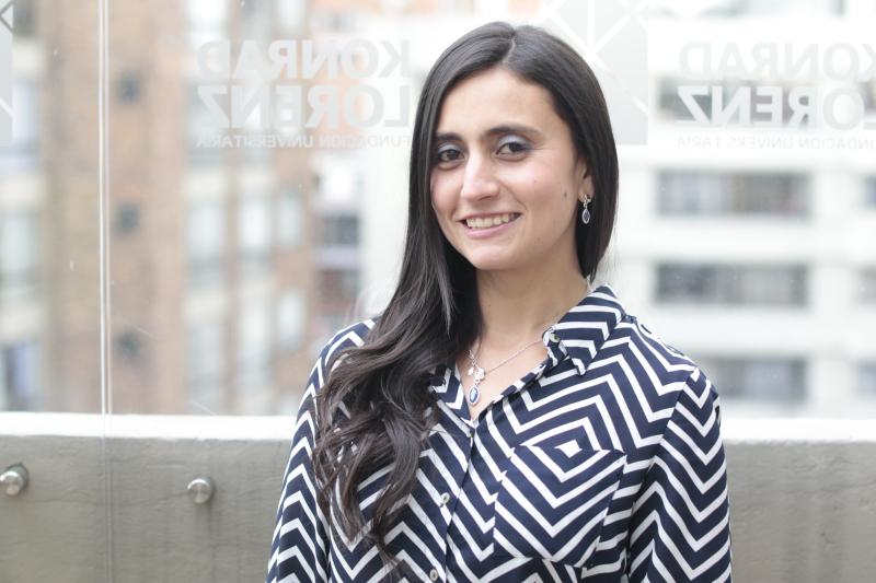 Diana Garcia - Directora CPC