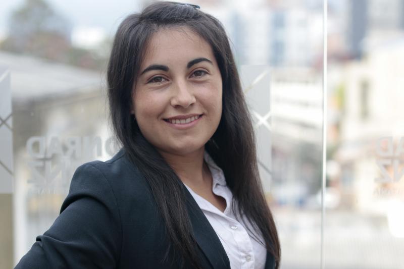 Claudia Ballen Alarcon - Aprendiz