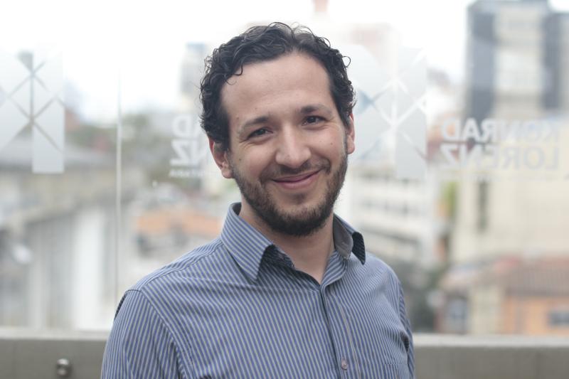 Oscar Cordoba - Docente de Apoyo