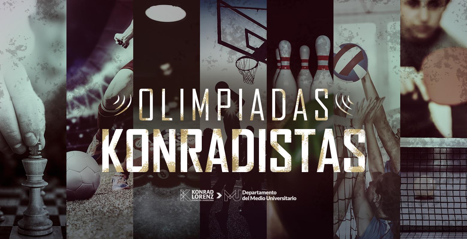 Olimpiadas Konradistas 2019-1