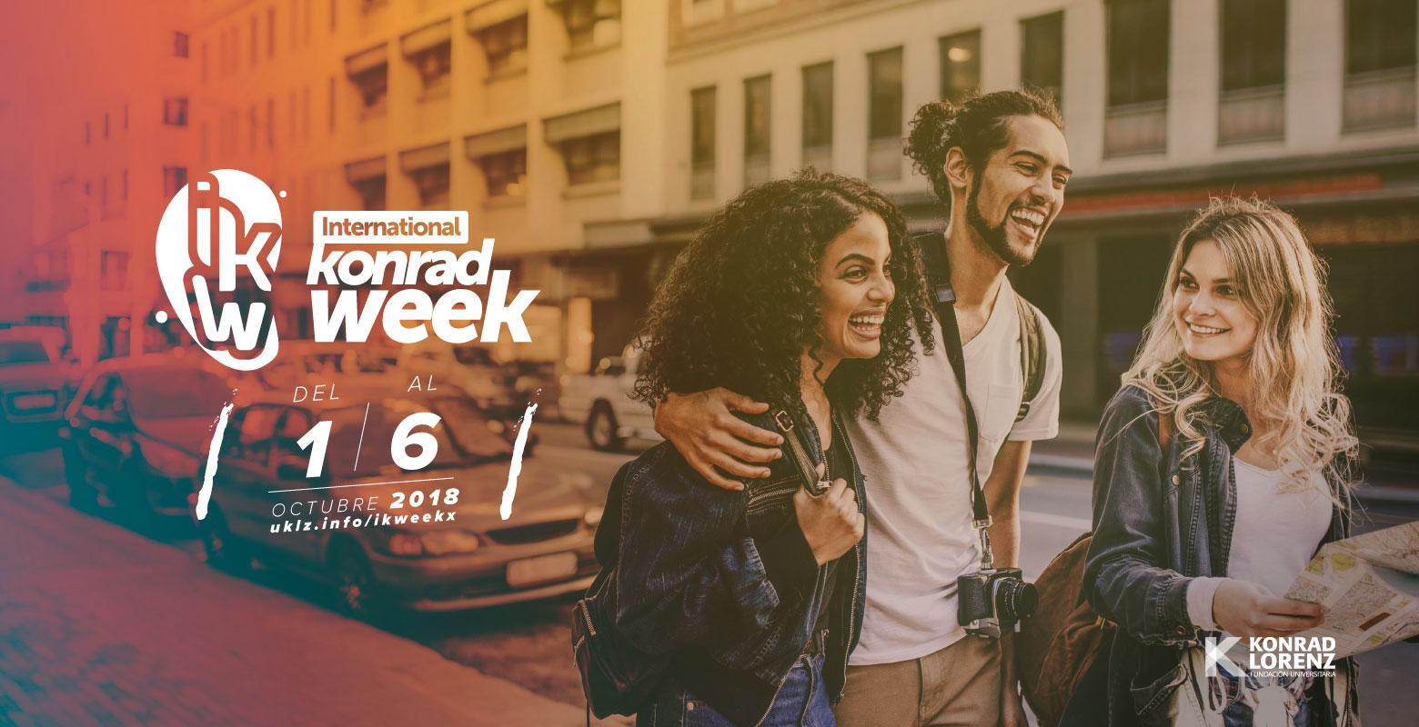 X International Konrad Week