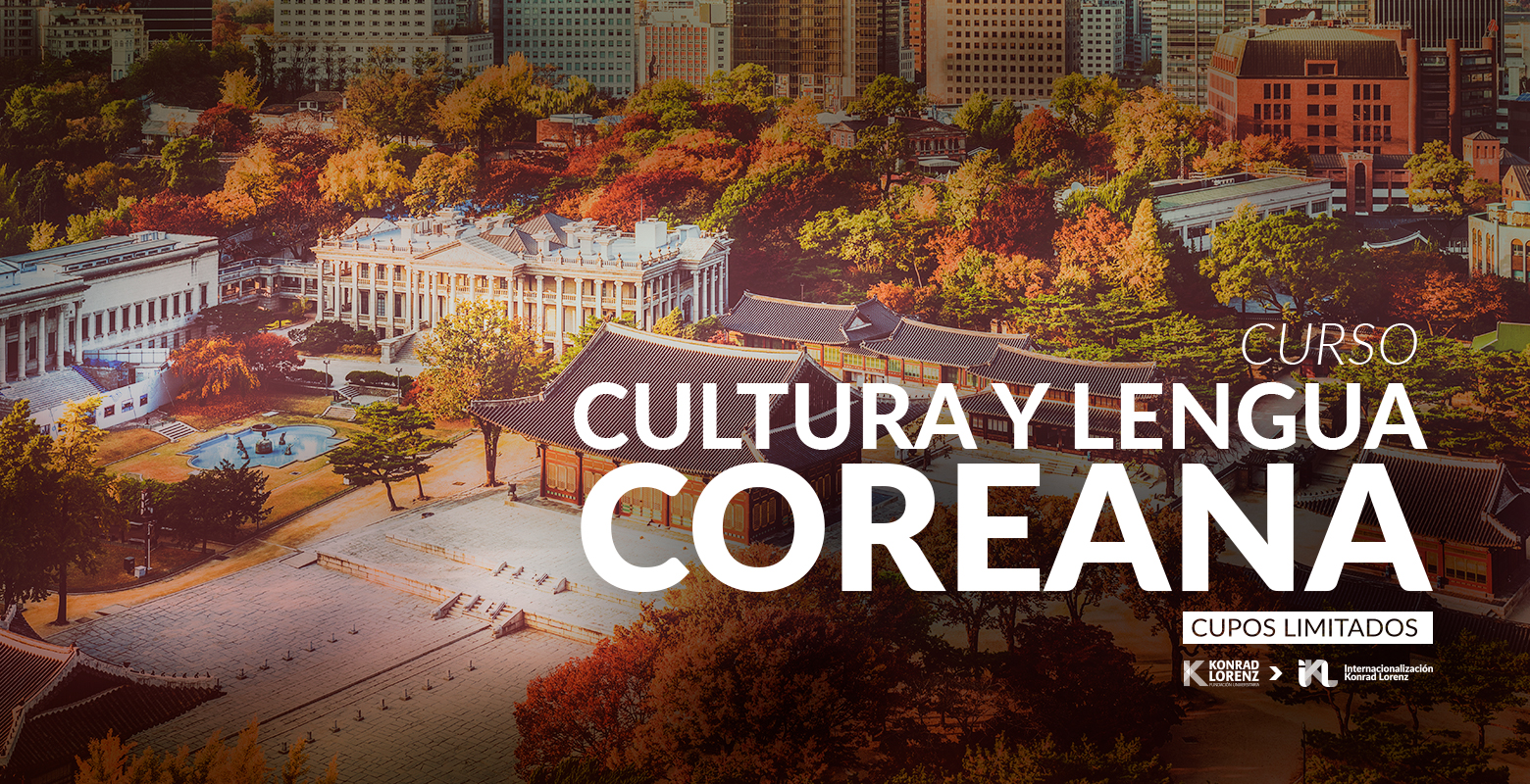 Curso Cultura y lengua Coreana
