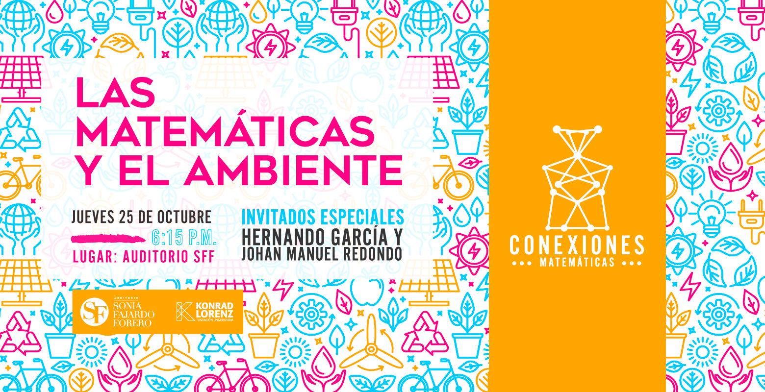 Ciclo Conexiones Matemáticas: