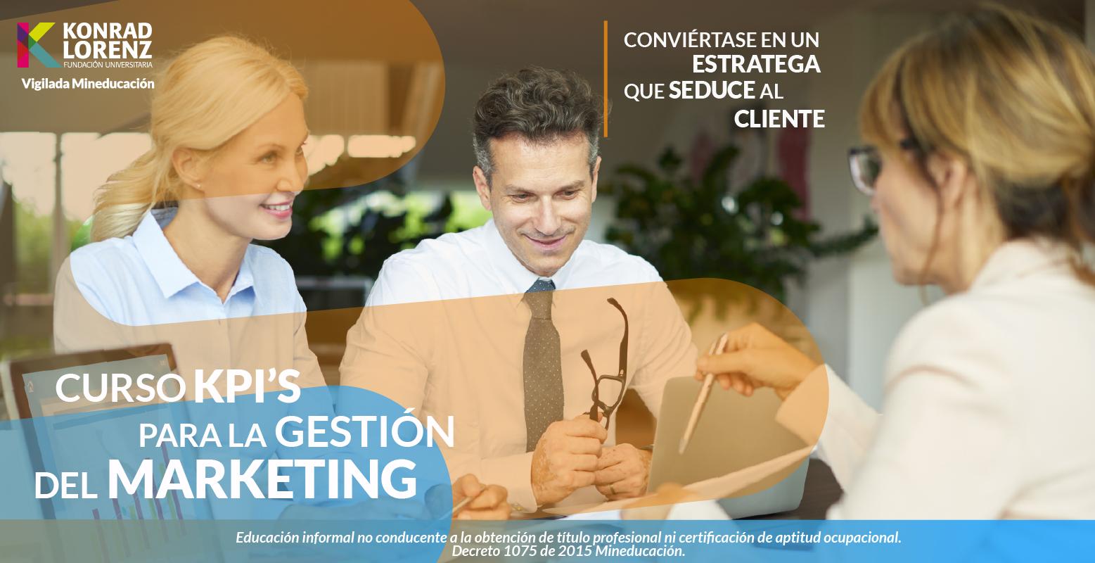 KPIs para la Gestión del Marketing