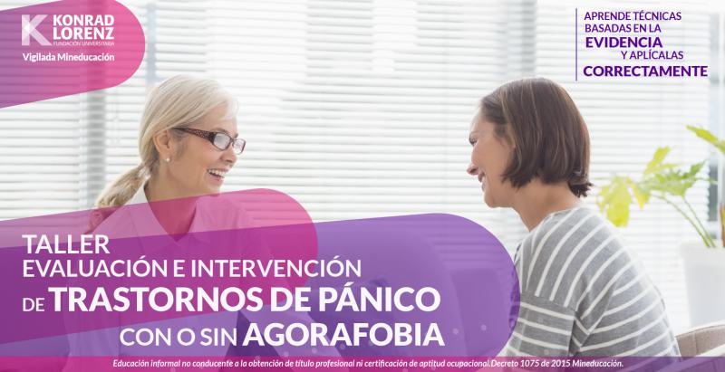 Evaluación e intervención de trastornos