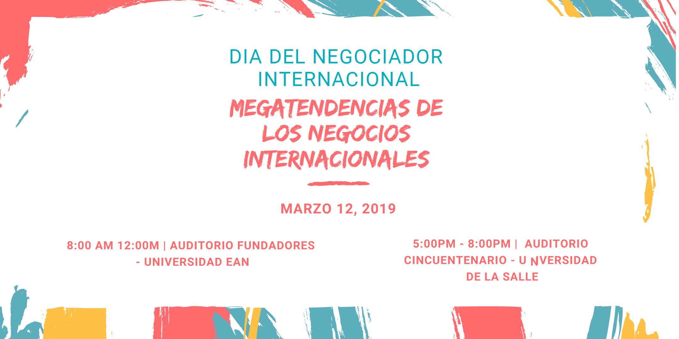 Día del Negociador internacional