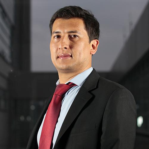 Oscar Leonardo Pantano M.