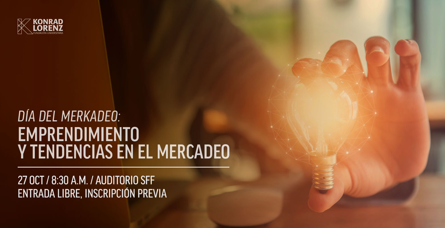 Emprendimiento y tendencias en el mercadeo