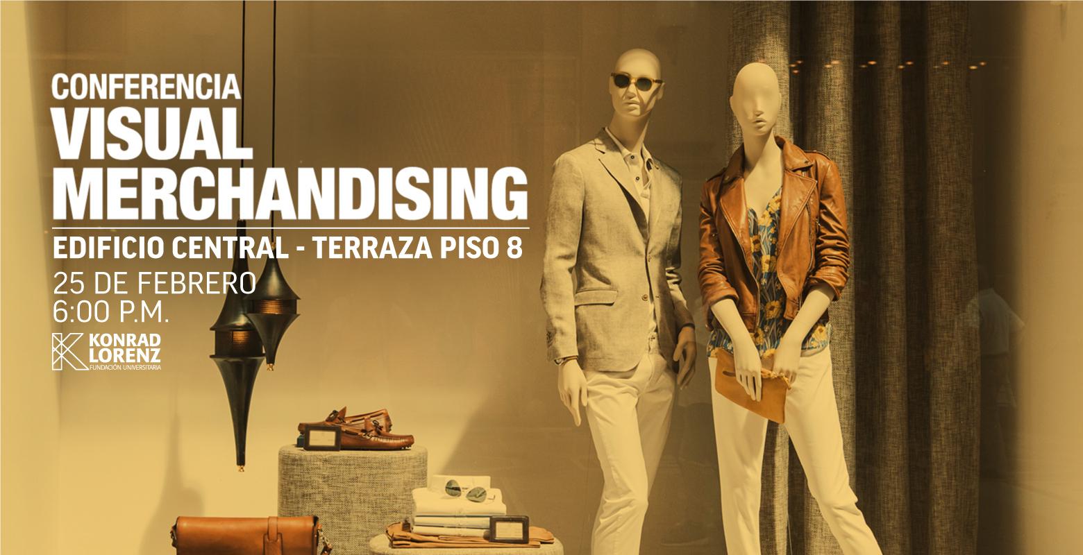 Conferencia: Visual Merchandising