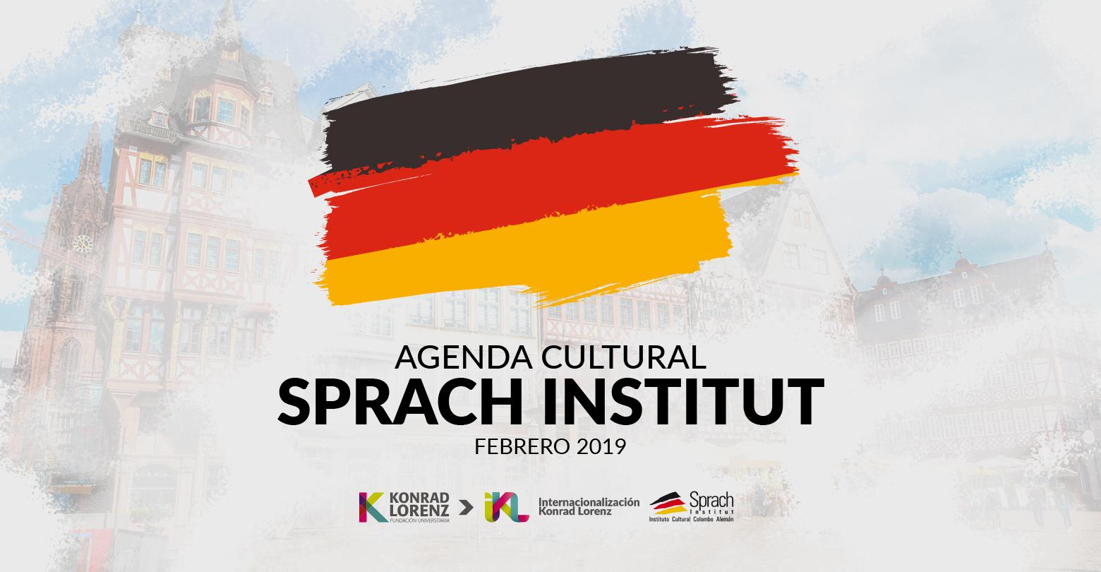 Prográmate y Participa en las Actividades del #SprachInstitut