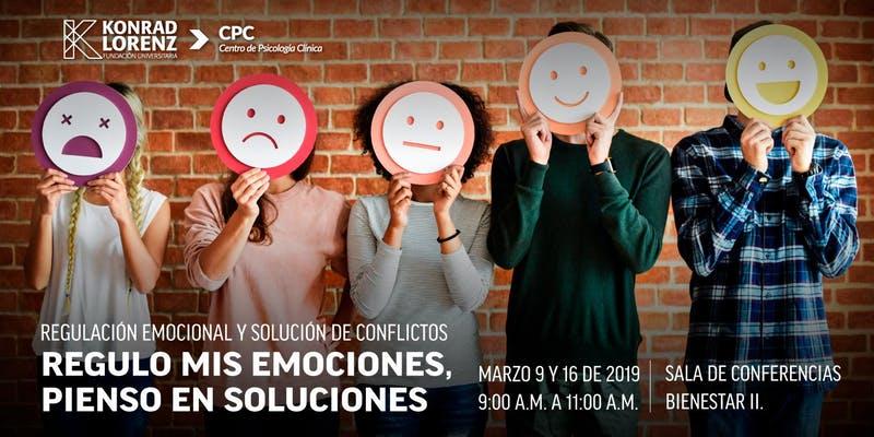 Regulación Emocional y Solución de Conflictos