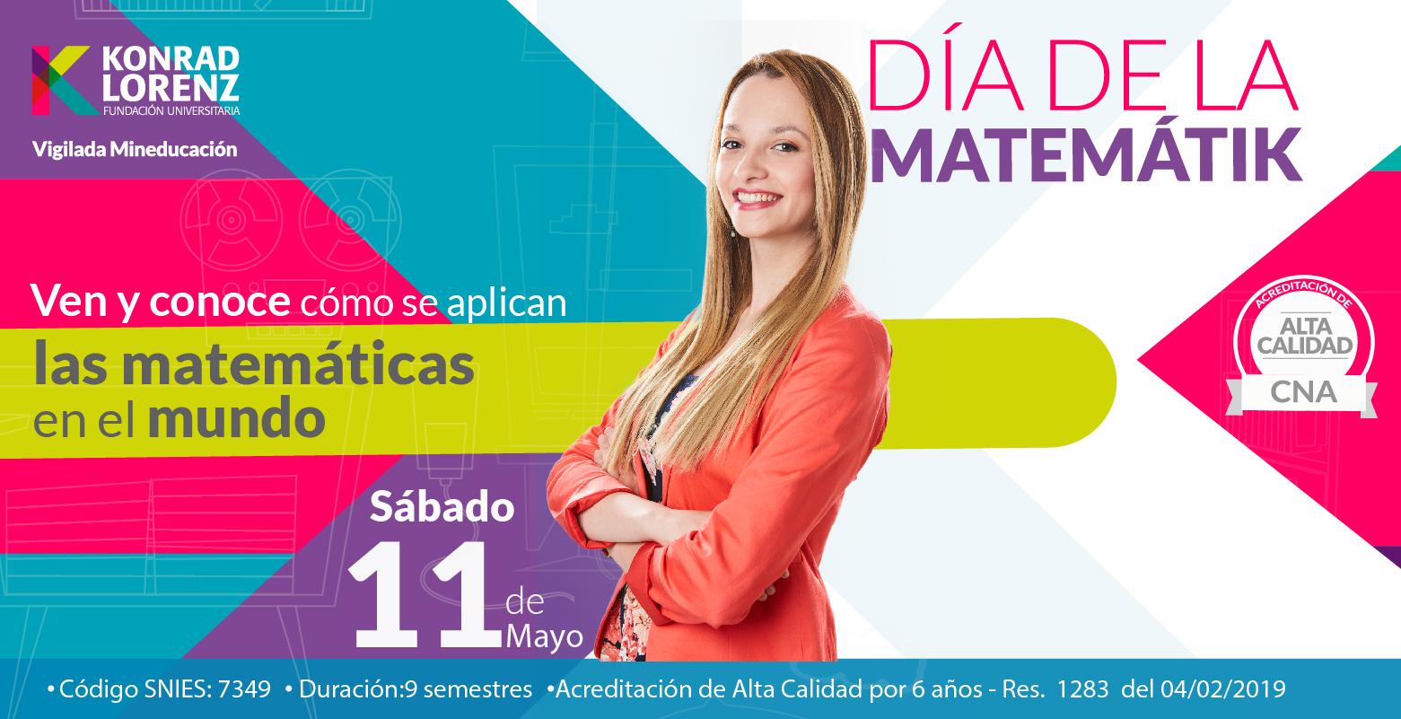 Día de la MatemátiK