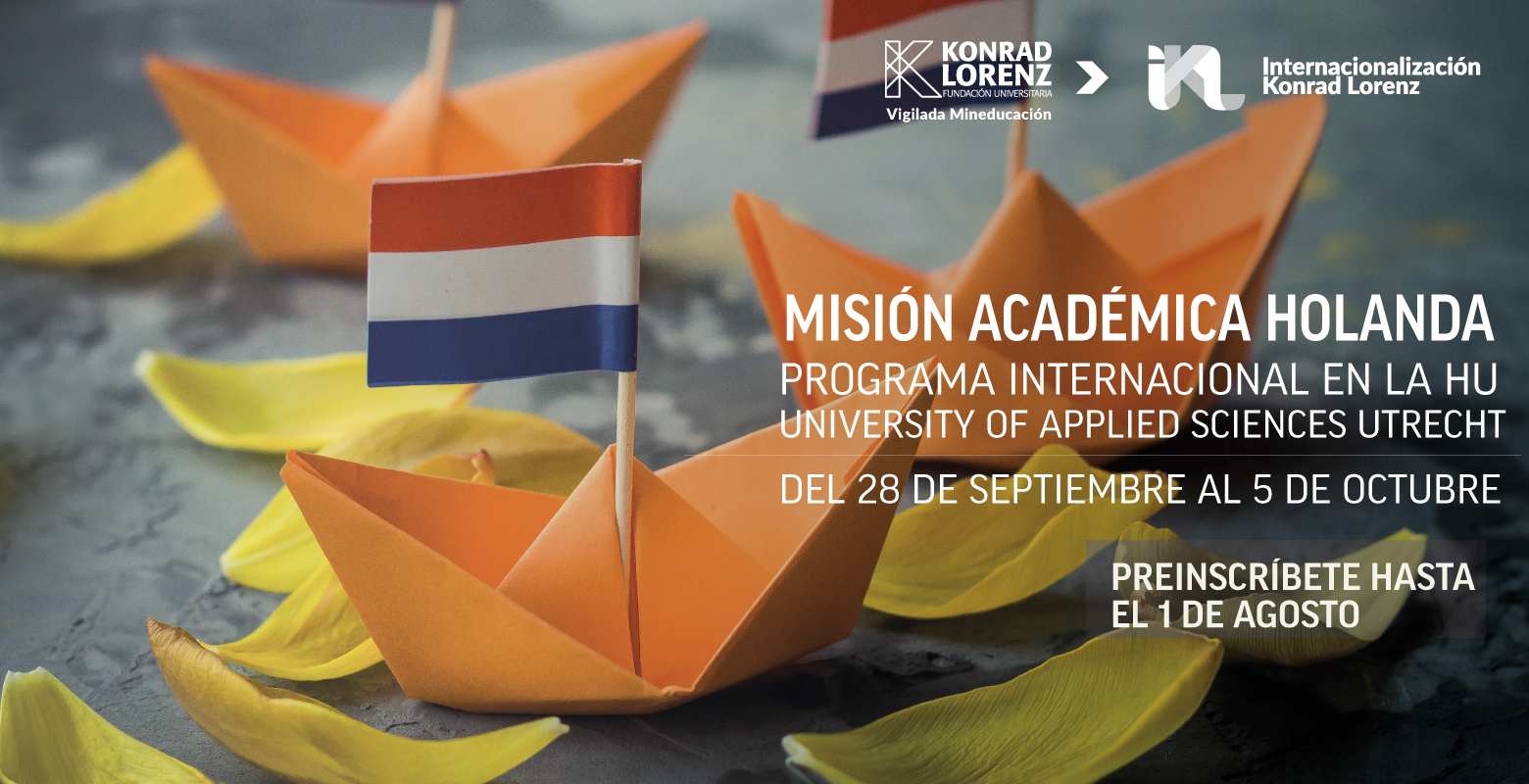Misión académica: Programa Internacional HU University of Applied Scienses Utrecht