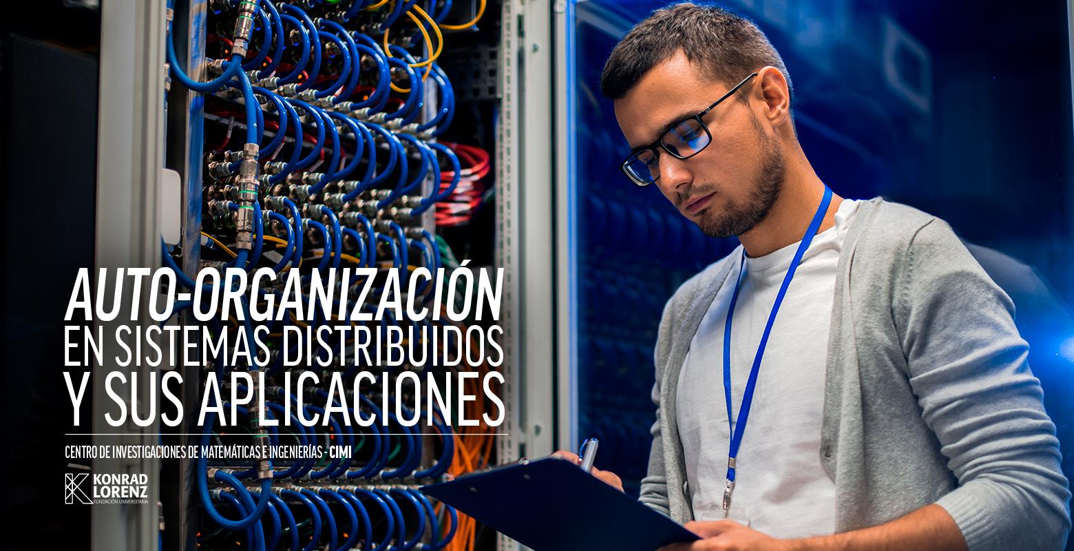 Auto-organización en sistemas distribuidos y sus aplicaciones
