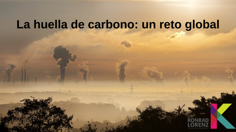 La Huella de Carbono_ un Reto Global