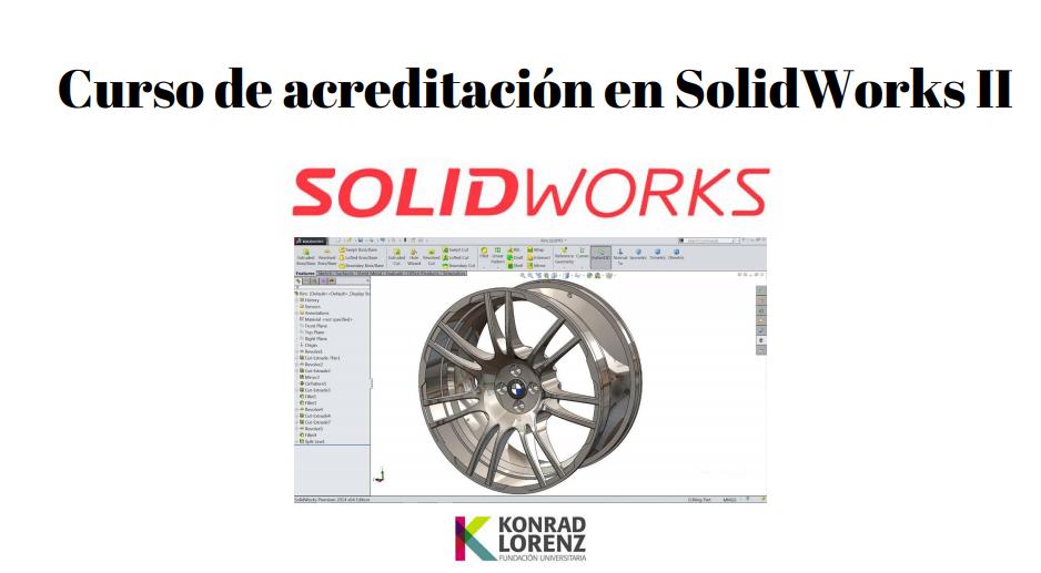 Curso de acreditación en SolidWorks II