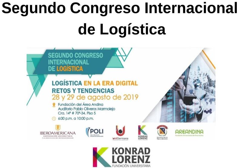 Segundo Congreso Internacional de Logística